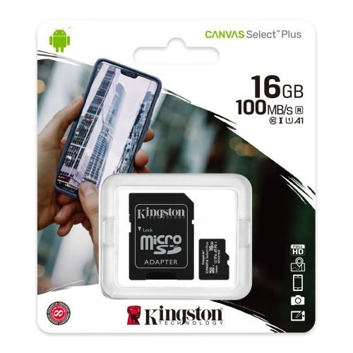Kingston Canvas Select Plus 16 GB