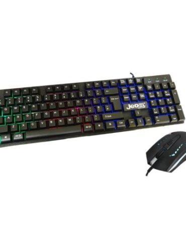 Jedel GK100 RGB Keyboard